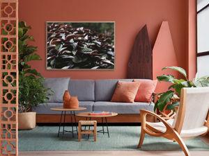 Оттенок Living coral в интерьере. Ярмарка Мастеров - ручная работа, handmade.