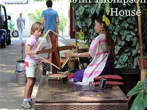 Путешествие в Jim Thompson House: музей тайского шелка и собрание произведений восточного искусства в Бангкоке. Ярмарка Мастеров - ручная работа, handmade.
