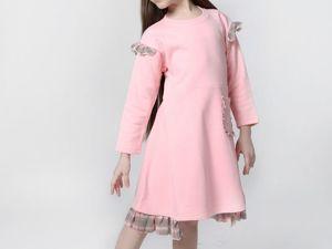 Аукцион на Детское Платье старт 500 руб. Ярмарка Мастеров - ручная работа, handmade.