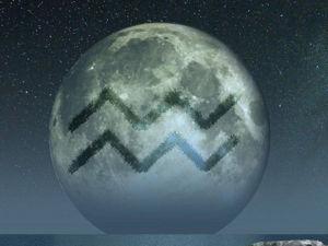 Луна в Водолее. Астрологические советы. Ярмарка Мастеров - ручная работа, handmade.