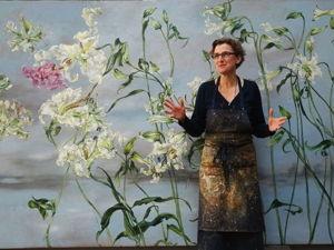 Цветы и творческая мастерская Claire Basler. Ярмарка Мастеров - ручная работа, handmade.