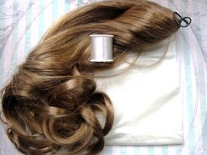 Делаем волосы для кукол — трессы. Ярмарка Мастеров - ручная работа, handmade.