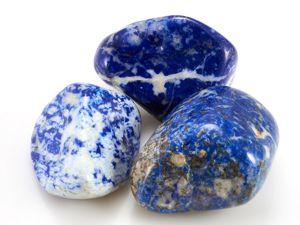 НОВАЯ АКЦИЯ — 15% на синие камни (действует 3 дня). Ярмарка Мастеров - ручная работа, handmade.