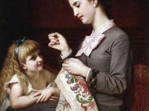 Всем мамам-рукодельницам посвящается. Ярмарка Мастеров - ручная работа, handmade.