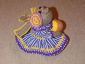 Легким движением руки носки превращаются... в зайку!. Ярмарка Мастеров - ручная работа, handmade.