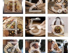 Как создаются авторские сумки: заглянем в мастерскую. Ярмарка Мастеров - ручная работа, handmade.
