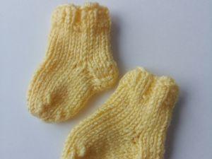 Вяжем носочки для Paola Reina (на стопу 5 см). Ярмарка Мастеров - ручная работа, handmade.