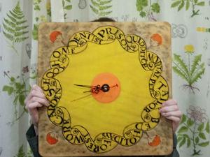 Волшебные часы Уизли. Ярмарка Мастеров - ручная работа, handmade.
