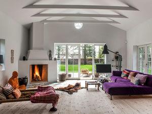 Весенний дизайн: небольшой домик в лесу. Ярмарка Мастеров - ручная работа, handmade.