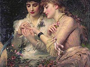 Викторианская эпоха — ароматное царство. Ярмарка Мастеров - ручная работа, handmade.