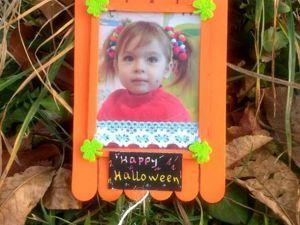 Мастерим с детьми: осенние поделки Happy Halloween. Ярмарка Мастеров - ручная работа, handmade.