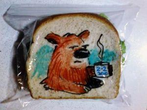 Хлеб как источник вдохновения: необычные работы современных мастеров. Ярмарка Мастеров - ручная работа, handmade.