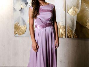 «Скидка -40% на платье Вьюга». Ярмарка Мастеров - ручная работа, handmade.