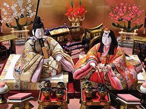 Хина мацури: играя в куклы. Ярмарка Мастеров - ручная работа, handmade.