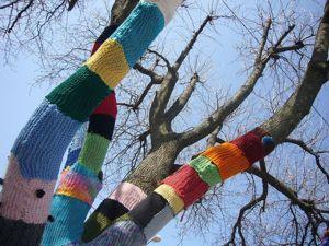Урбанистическое вязание. Ярмарка Мастеров - ручная работа, handmade.