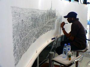Творчество и талант живет в каждом! Художник-аутист Стивен Уилтшир. Ярмарка Мастеров - ручная работа, handmade.