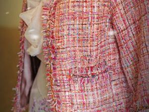 Жакет Шанель и платье с вышивкой. Ярмарка Мастеров - ручная работа, handmade.