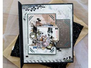 Альбом для фотографий. Ярмарка Мастеров - ручная работа, handmade.