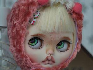 Тоня. New Doll/ Custom Blythe . Ярмарка Мастеров - ручная работа, handmade.