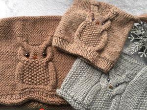 Заказывайте на весну шапочки Зайчики и шапочки Совушки!. Ярмарка Мастеров - ручная работа, handmade.