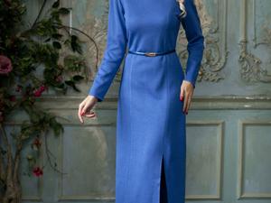 Аукцион на Элегантное макси-платье! Старт 3000 руб.!. Ярмарка Мастеров - ручная работа, handmade.