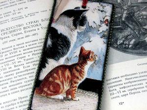 Закладки для книг  «Фантазии»  — Дополнительные фото. Ярмарка Мастеров - ручная работа, handmade.