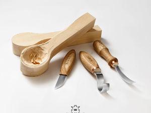 Деревянная ложка своими руками. Ярмарка Мастеров - ручная работа, handmade.