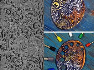 Новые текстурные коврики, поступление этого месяца. Ярмарка Мастеров - ручная работа, handmade.