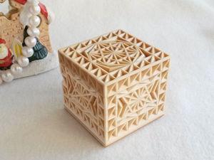 Как самостоятельно изготовить резную шкатулку «Бриллиант». Ярмарка Мастеров - ручная работа, handmade.