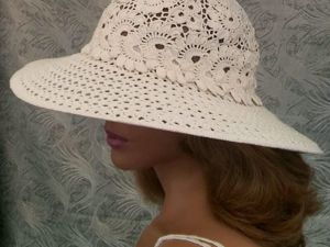 Летние шляпки!!!. Ярмарка Мастеров - ручная работа, handmade.