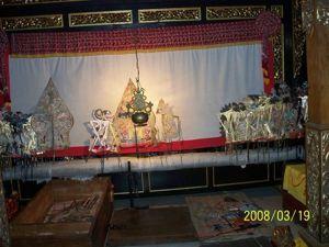 Индонезийский кукольный театр теней ВАЯНГ. Ярмарка Мастеров - ручная работа, handmade.