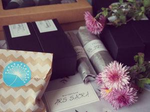 Процесс сбора и упаковки наших посылок. Ярмарка Мастеров - ручная работа, handmade.