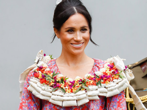 Best Looks of Pregnant Meghan Markle from the Royal Tour. Livemaster - handmade