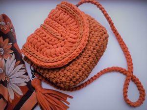 Работа над новой сумочкой. Ярмарка Мастеров - ручная работа, handmade.