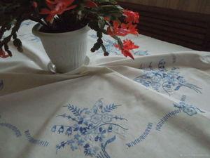 50 и 70% скидка на винтажный текстиль! Первая распродажа года!. Ярмарка Мастеров - ручная работа, handmade.