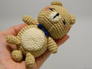 Мастер-класс по вязанию котенка амигуруми. Ярмарка Мастеров - ручная работа, handmade.
