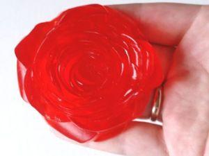 Создаем ароматное мыло в форме розы. Ярмарка Мастеров - ручная работа, handmade.