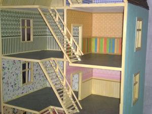 Видео мастер-класс: Создаем домик для кукол LOL, масштаб 1:24. Ярмарка Мастеров - ручная работа, handmade.