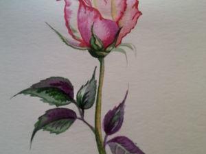 В душе розовые  розы !. Ярмарка Мастеров - ручная работа, handmade.