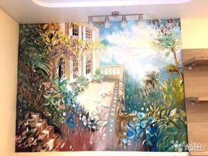 Художественная роспись стен: подбор материалов для работы. Ярмарка Мастеров - ручная работа, handmade.