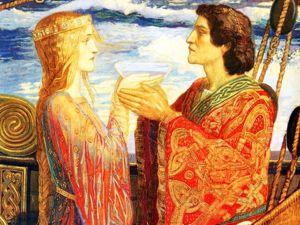 Тристан и Изольда: миф и символ. Ярмарка Мастеров - ручная работа, handmade.