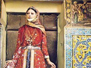 История армянского национального костюма — тараза. Ярмарка Мастеров - ручная работа, handmade.