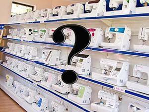 Выбираем швейную машинку. Оверлоки, коверлоки, распошивалки. Ярмарка Мастеров - ручная работа, handmade.