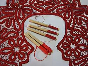 Intro to Bobbin Lace Making. Livemaster - handmade