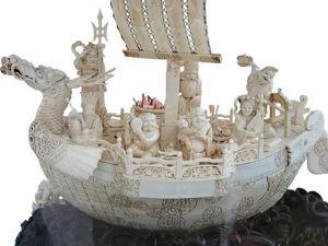 Семь богов счастья, мистическая Япония. Ярмарка Мастеров - ручная работа, handmade.
