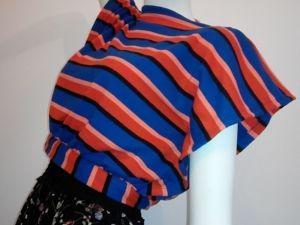 Кофта из новой юбки. Ярмарка Мастеров - ручная работа, handmade.