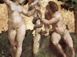 Чудо эпохи Ренессанса или Начало времен?. Ярмарка Мастеров - ручная работа, handmade.