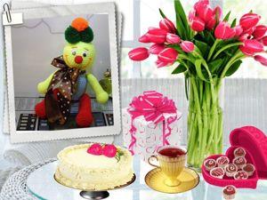 С Днём Святого Валентина! Доверяйте Любимым! (друзьям). Ярмарка Мастеров - ручная работа, handmade.