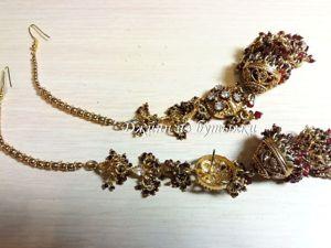 Ремонт индийских украшений. Ярмарка Мастеров - ручная работа, handmade.