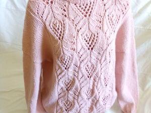 Скидки на вязаные вещи Knit by Heart. Ярмарка Мастеров - ручная работа, handmade.